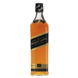 WHISKY JOHNNIE WALKER BLACK LABEL 70 CL.
