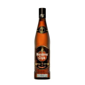 RON HAVANA CLUB 7 AÑOS 70 CL.