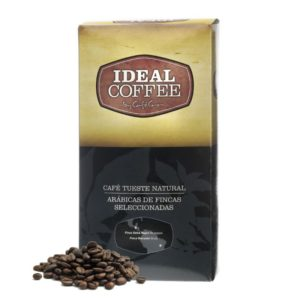 CAFÉ EN GRANO IDEAL COFFE 1 KG.
