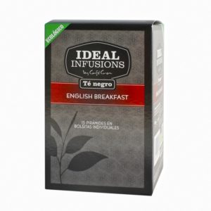 TÉ NEGRO ENGLISH BREAKFAST ECOLÓGICO