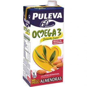 Comprar Leche de Almendras Puleva - Omega3